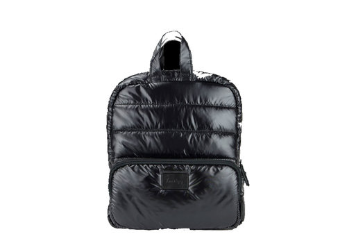 7 AM 7 A.M. Enfant Mini Voyage Bag In Black