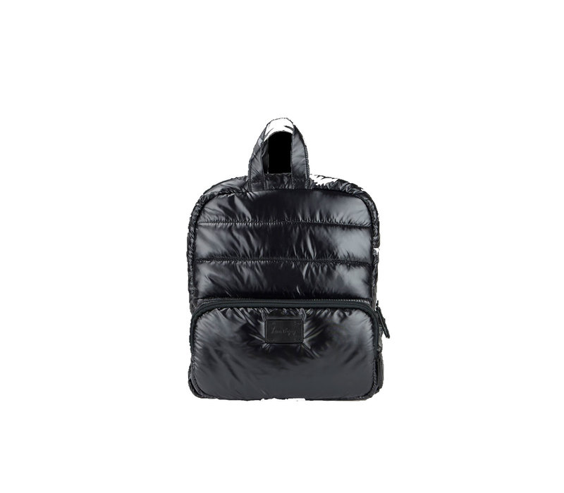 7 A.M. Enfant Mini Voyage Bag In Black