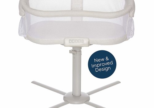 Halo HALO Bassinet - Premier Pebble