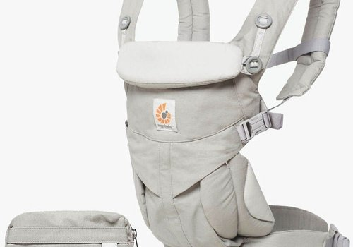 ERGObaby Ergo Baby Omni 360 Baby Carrier All-In-One Pearl Grey