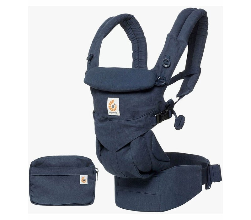 Ergo Baby Omni 360 Baby Carrier All-In-One Midnight Blue