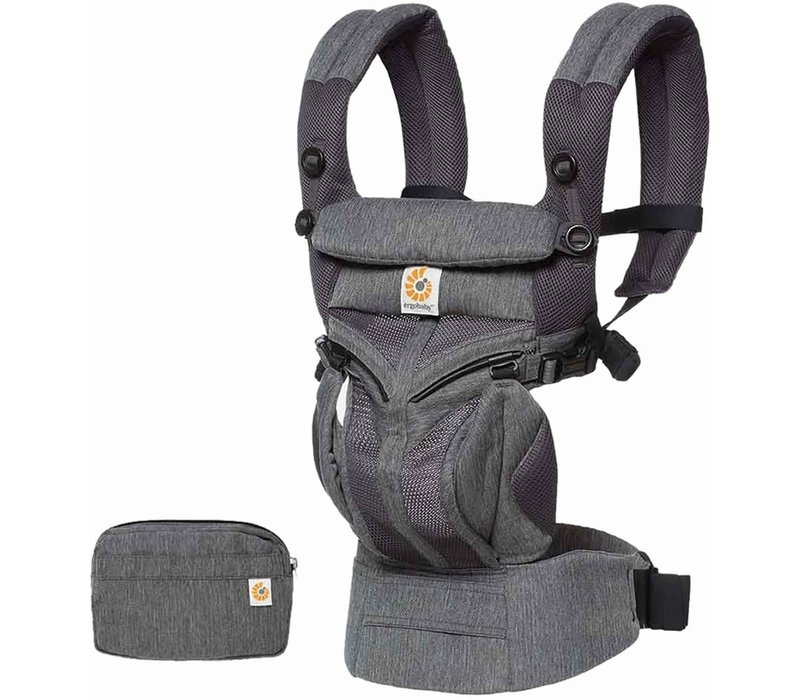 Ergo Baby Omni 360 Mesh Baby Carrier All-In- Classic Weave