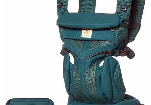 ERGObaby Ergo Baby Omni 360 Cool Air Mesh Baby Carrier All-In Evergreen