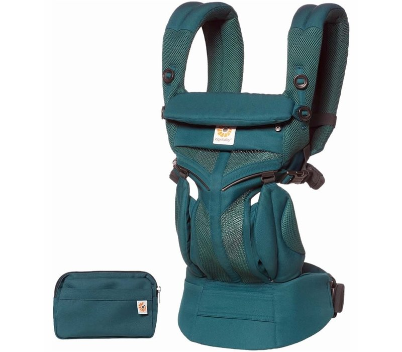 Ergo Baby Omni 360 Cool Air Mesh Baby Carrier All-In Evergreen