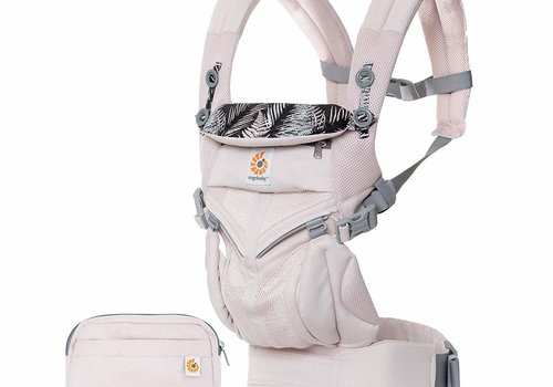ERGObaby Ergo Baby Omni 360 Cool Air Mesh Baby Carrier All-In Maui