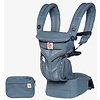 ERGObaby Ergo Baby Omni 360 Cool Air Mesh Baby Carrier All-In Oxford Blue