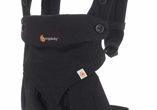ERGObaby Ergo Baby 360 Baby Carrier In Pure Black