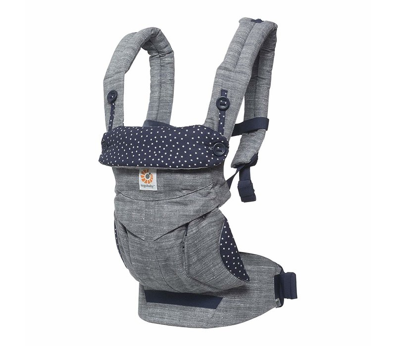 Ergo Baby 360 Baby Carrier In Start Dust