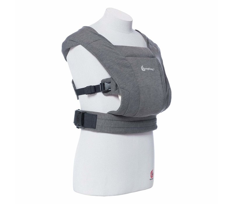 Ergo Baby Embrace  Baby Carrier In Heather Grey