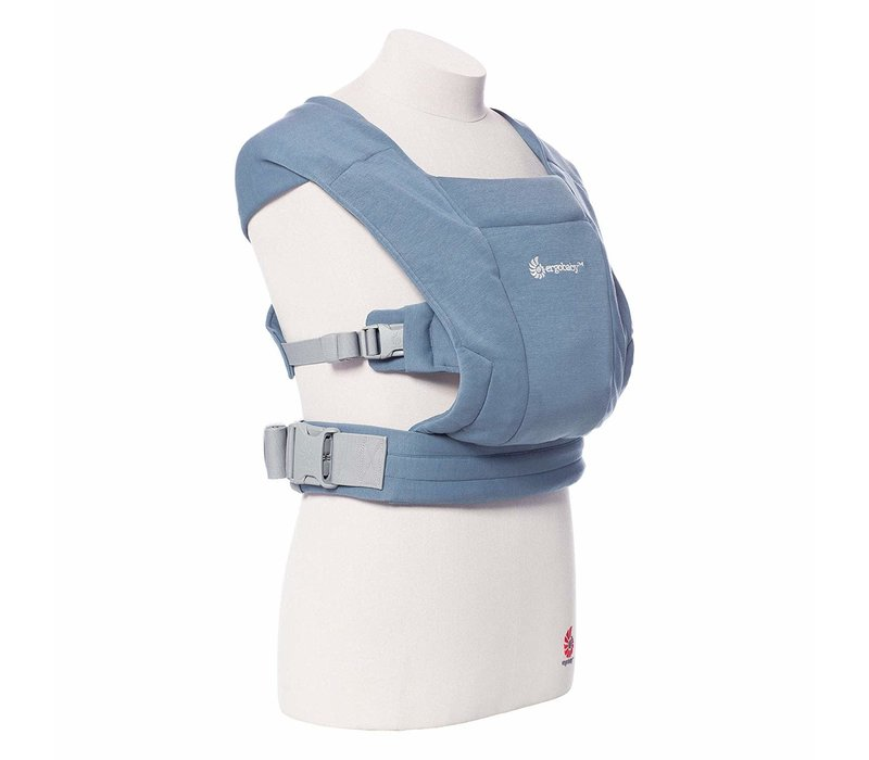 Ergo Baby Embrace  Baby Carrier In Oxford Blue