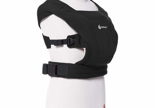 ERGObaby Ergo Baby Embrace  Baby Carrier In Pure Black