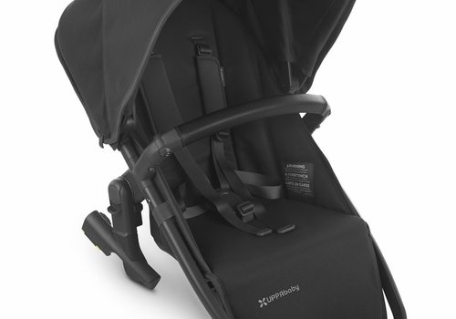UppaBaby 2020 Uppa Baby Vista Rumble Seat V2 (Only) In JAKE (black/carbon/black leather)