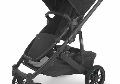 UppaBaby Uppa Baby Cruz V2 Stroller In JAKE (black/carbon/black leather)