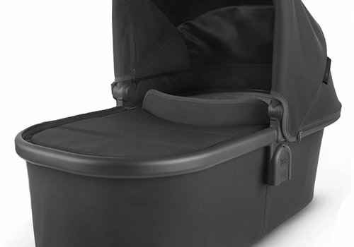 UppaBaby Uppa Baby Vista-Cruz V2 Bassinet - JAKE (black/carbon/black leather)