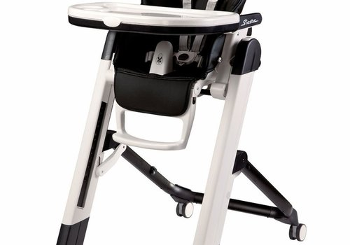 Peg-Perego Peg Perego Prima Siesta High Chair In Licorice-Black