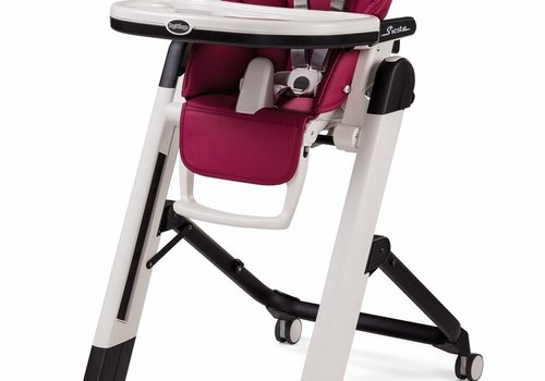 Peg-Perego Peg Perego Prima Siesta High Chair In Berry