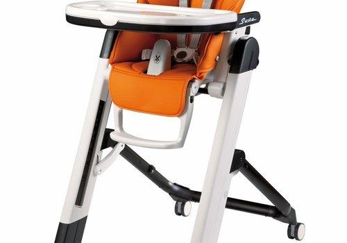 Peg-Perego Peg Perego Prima Siesta High Chair In Arancia- Orange