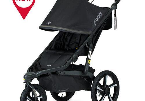 BOB 2020 BOB Alterrain Pro Single Jogging Stroller -Black