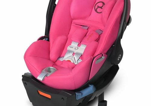 Cybex Cybex Cloud Q Sensorsafe In Passionate Pink