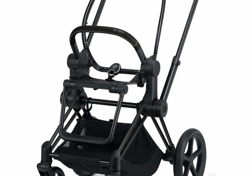 Cybex 2020 Cybex ePRIAM Frame Included Seat Hardpart In Matte Black