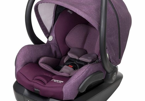 Maxi Cosi Maxi Cosi Mico Max Plus Infant Car Seat With Base In Nomad Purple