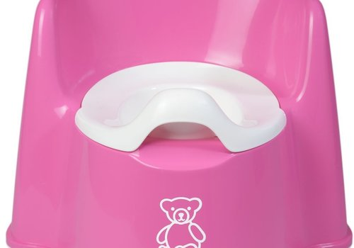 Baby Bjorn BABYBJORN Potty Chair In Pink
