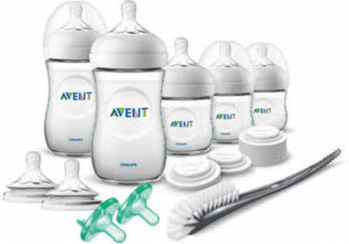 Avent Philips Avent Natural Baby Bottle Gift Set