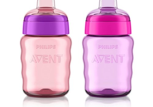 Avent Avent My Easy Sippy 9 Ounce 2 Pack