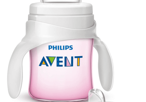 Avent Avent My First Transition Cup In Pink