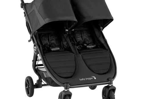 Baby Jogger 2020 Baby Jogger City Mini GT2 Double In Jet