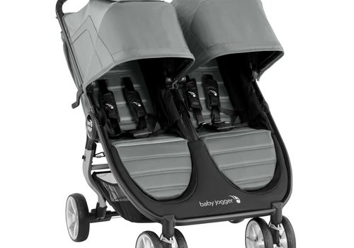 Baby Jogger 2020 Baby Jogger City Mini 2 Double In Slate
