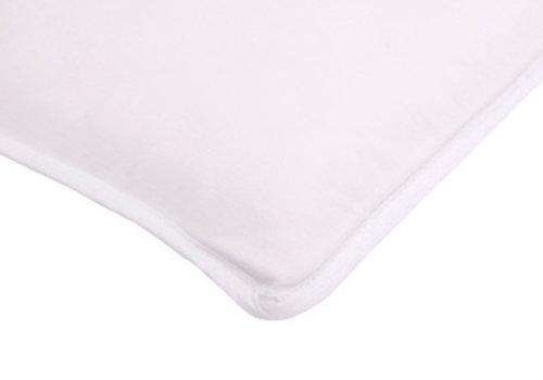 Arms Reach Arm's Reach Mini White Sheet 80% Polyster Cotton-20% Cotton