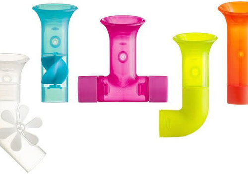Boon Boon Pipes Building Bath Toy Multi-Color