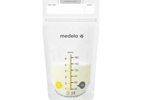 Medela Medela Breast Milk Storage Bags -50 Ct