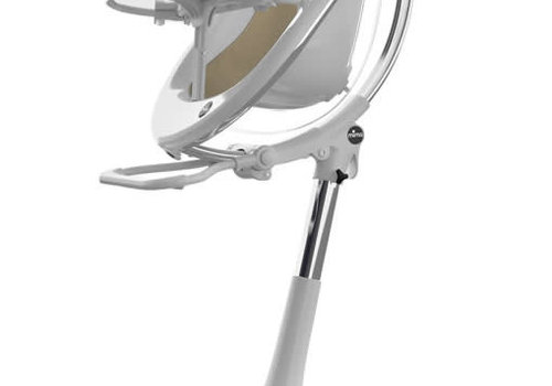 Mima Kids Mima Kids Moon 2G 3-in-1 Highchair In White - Champagne