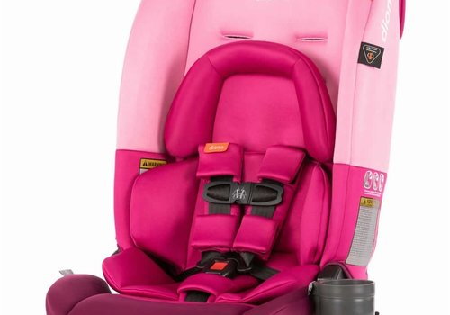Diono Diono Radian 3 RX  Latch In Pink Blossom