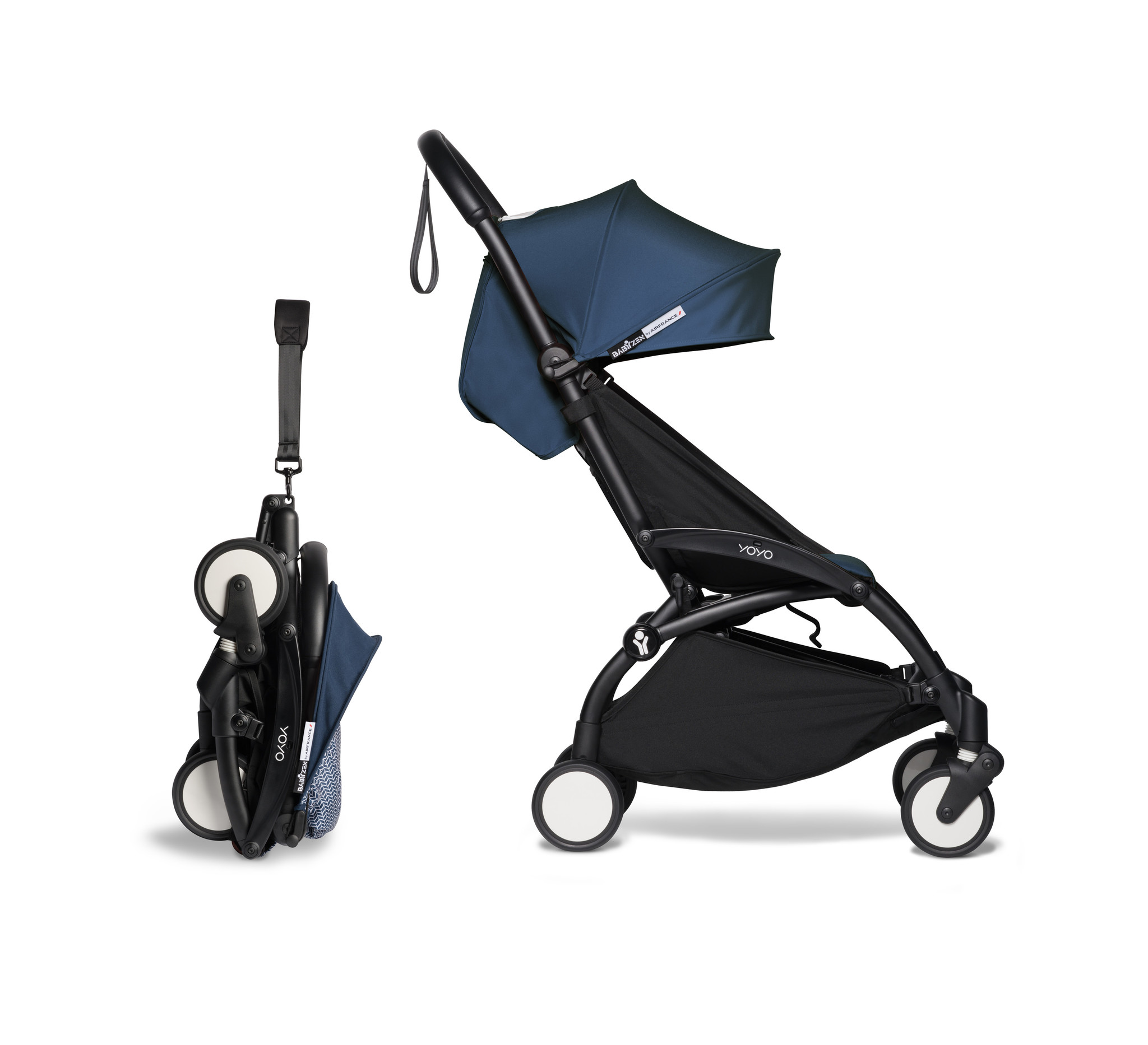 Travel-Compact Strollers
