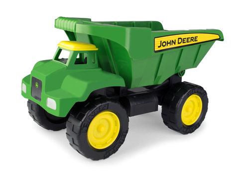 Tomy Tomy John Deere Scoop Dump Truck