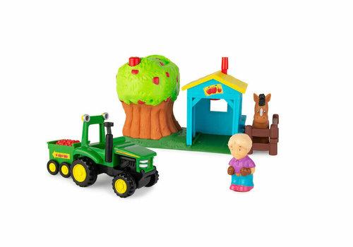 Tomy Tomy John Deere 1st Farming Fun Apple Orchard Playset