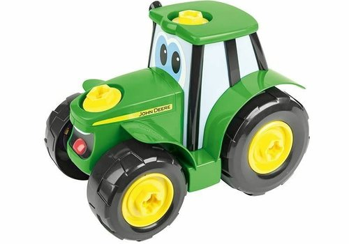 Tomy Tomy John Deere Build A Johnny Tractor