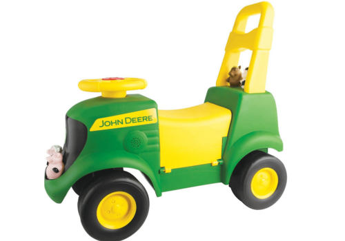 Tomy Tomy John Deere Sit N Scoot Activity Tractor