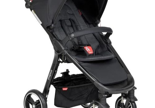 Phil And Teds Phil and Teds Smart Buggy In Black