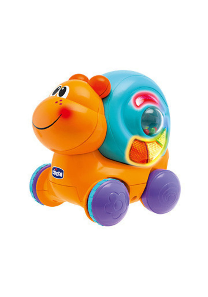 CLOSEOUT!! Chicco Go Go Friends Jazz-a-Snail