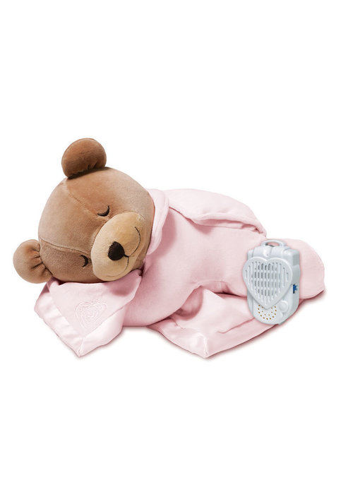 Prince Lionheart Prince Lionheart Slumber Bear With Silkie In Pink