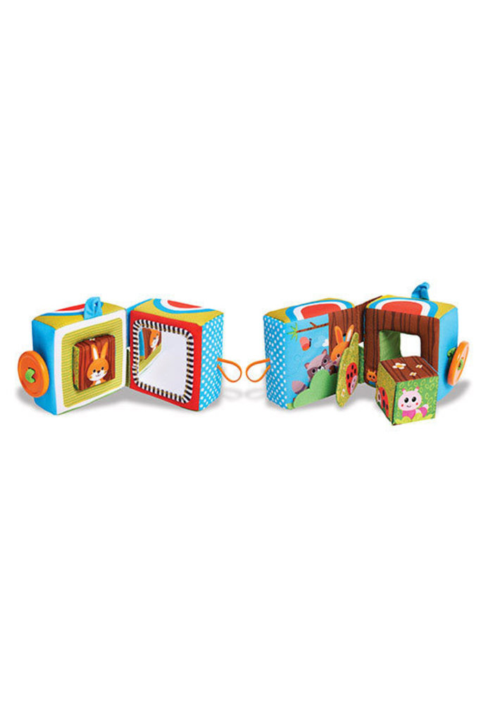 Tiny Love Flip Cube Toy