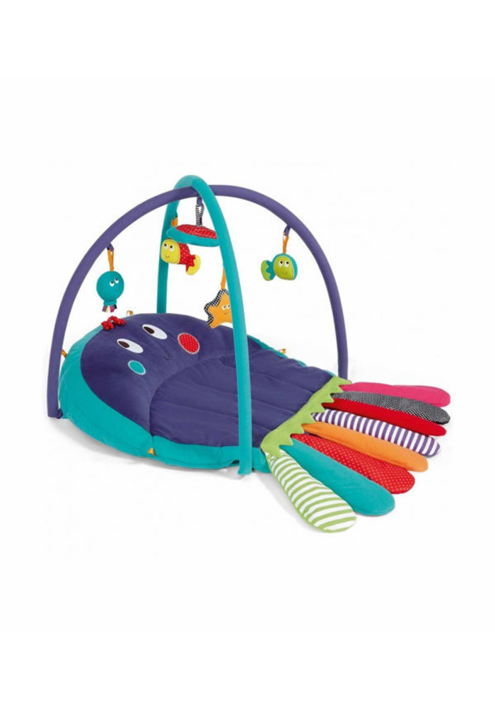 Mamas And Papas Babyplay Playmat & Gym - Tummy Time Octopus