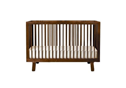 Oeuf Oeuf Sparrow Crib In Walnut