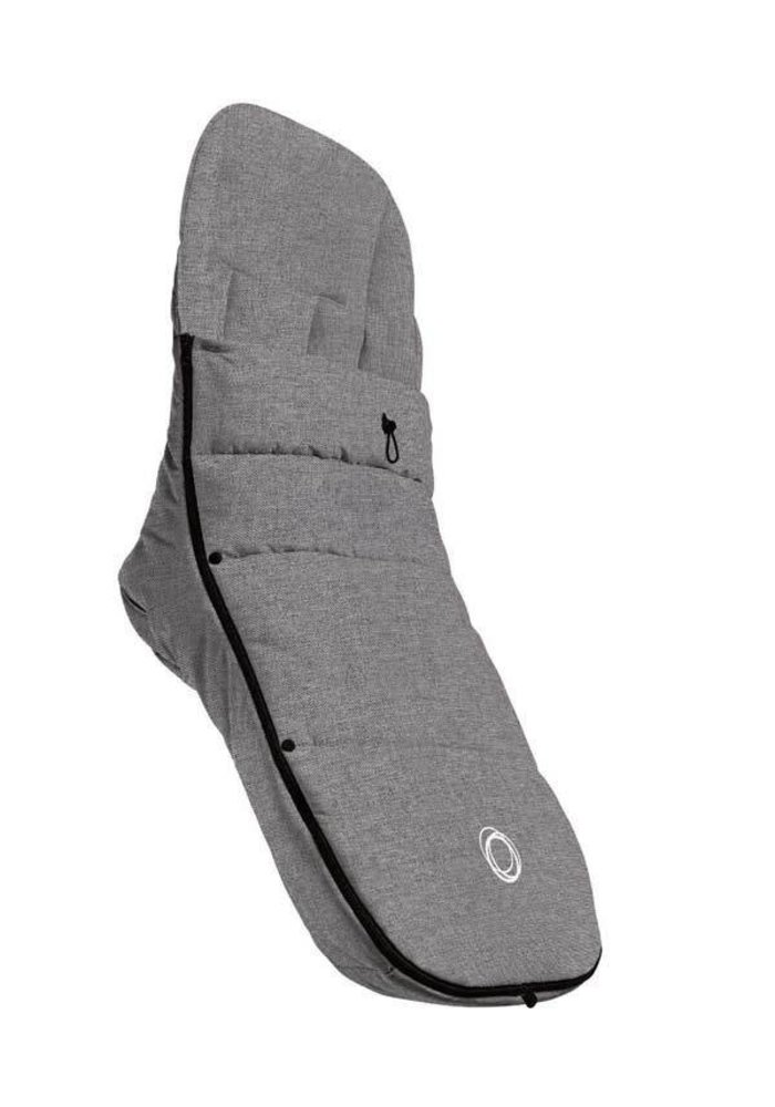 Bugaboo Universal Footmuff In Grey Melange
