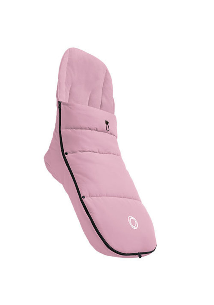 Bugaboo Universal Footmuff In Soft Pink