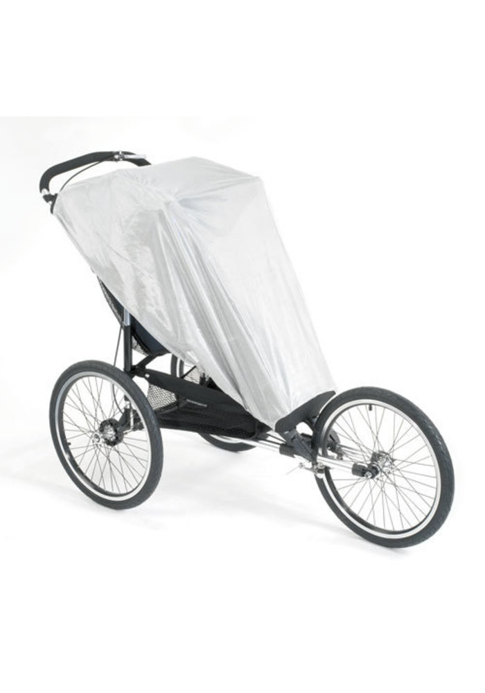 CLOSEOUT!! Baby Jogger Performance Single Bug - Sun Floating Canopy